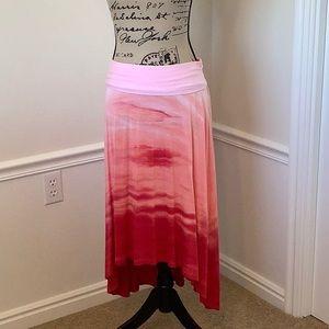 Beautiful Pink lotus skirt